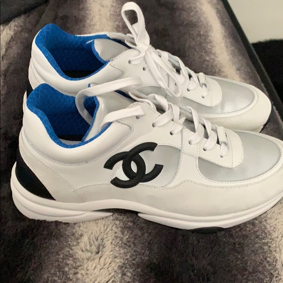 CHANEL Shoes | Chanel Sneakers 395 95